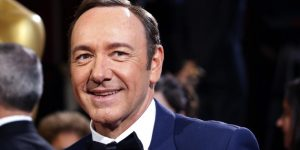 Actor and presenter Kevin Spacey arrives at the 86th Academy Awards in Hollywood, California March 2, 2014.   REUTERS/Adrees Latif (UNITED STATES - Tags: ENTERTAINMENT) (OSCARS-ARRIVALS)
