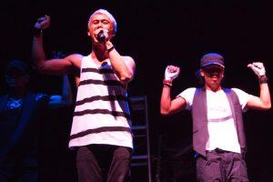 Chemistry Concert at Otakon 2011 - 24
