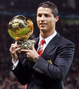 Cristiano RONALDO - 10.12.2008 - Manchester United / Aalborg - Champions League Photo : BPI / Icon Sport